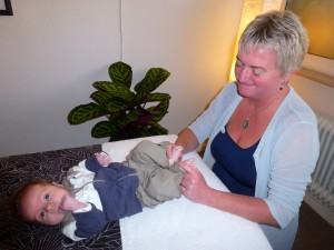 Børn og zoneterapi